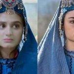 پاکستانی اداکارہ نے حلیمہ سلطان کا روپ دھار کر مداحوں کے دل جیت لیے