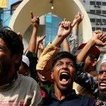 بھارتی سپریم کورٹ میں قرآن پاک سے 26 آیات نکالنے کی پٹیشن پر احتجاجی مظاہرے