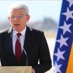 ترکی مغربی بلقان میں استحکام کے لئے ناگزیر ہے، بوسنیا کے صدر شفیق ظفروچ