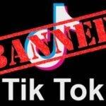 پاکستان نے ایک بار پھر ٹک ٹاک پر پابندی لگا دی