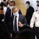 فرانس کے سابق صدر سرکوزی کرپشن کے الزام میں تین سال کے لئے جیل بھیج دیئے گئے