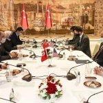 افغان امن مذاکرات: ترک حکام کی امریکہ کے افغانستان کے لئے نمائندہ خصوصی زلمے خلیل زاد سے ملاقات
