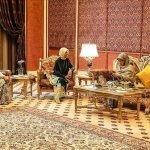 ملائیشیا کی ملکہ بھی ترک ڈراموں کی دلدادہ