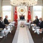 صدر رجب طیب ایردوان سے آذربائیجان کے نائب وزیر اعظم کی ملاقات