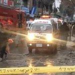 پاکستان میں دہشت گردی، کوئٹہ میں بم دھماکہ، 3 افراد جاں بحق