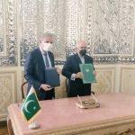 پاکستان اور ایران کی سرحد پر 6 تجارتی مراکز کھولنے کا فیصلہ، معاہدہ طے پا گیا