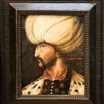 لندن: سلطنت عثمانیہ کے سلطان کی پینٹنگ 4 لاکھ 81 ہزار ڈالر  میں فروخت