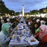 ترک افطاری اور سحری کیسے کرتے ہیں؟