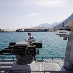 ترکی: مقامی طور پر تیار کردہ بنا پائلٹ  چلنے والا جنگی بحری جہاز میزائل  تجربے کے تیار