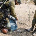 اسرائیلی پولیس نے فلسطینی شہری کی گردن گھٹنے سے دبائی رکھی ، شہری رحم کی بھیک مانگتا رہا