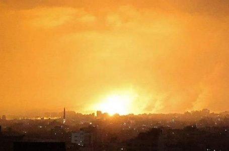اسرائیل کے فلسطینیوں پر مظالم جاری،شہید ہونے والوں کی تعداد 119 ہوگئ