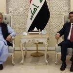 پاکستانی وزیر خارجہ شاہ محمود قریشی تین روزہ دورے پر عراق پہنچ گئے