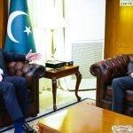 پاکستانی وزیر خارجہ شاہ محمود قریشی کی فلسطین کے سفیر سے ملاقات، پاکستان کی مکمل حمایت کا اعادہ
