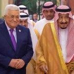 سعودی فرماں روا شاہ سلمان فلسطین عوام اور ان کی آزادی کی جدوجہد کی حمایت کا اعلان