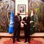 فلسطین اسرائیل تنازلے کا حل دو ریاستوں کا قیام ہے، شاہ محمود قریشی