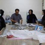 ترک  خیراتی ادارے ٹکا کی جانب سے  افغان خواتین کے لیے  پیشہ ورانہ تربیتی مرکزکھول دیا گیا