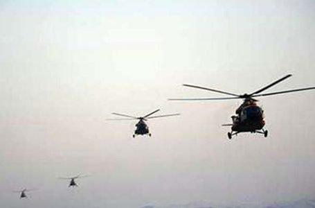 افغانستان میں فضائیہ کا ہیلی کاپٹر گر کر تباہ، 3 سکیورٹی اہلکار جاں بحق