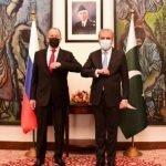 پاکستان اور روس کا افغان تنازع کے سیاسی حل کے لیے تعاون جاری رکھنے پر اتفاق