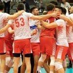 یورپین گولڈن والی بال لیگ میں ترکی نے یوکرین کو ہرا کر چیمپئن شپ جیت لی