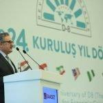 ترکی: پاکستانی سفیر  سائرس سجاد  قاضی نے ڈی 8 کی 24 ویں سالگرہ کی تقریب سے خطاب کیا