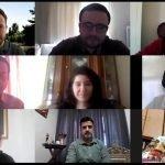 استنبول یونیورسٹی کے شعبہ اردو اور اکیڈمی ادبیات پاکستان میں آن لائن مشاورتی اجلاس