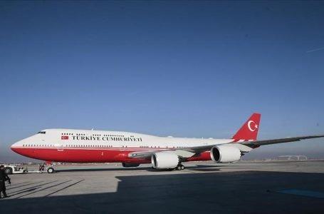 ترک صدر ایردوان  دو روزہ دورے پر آذربائیجان پہنچ گئے