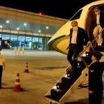 پاکستانی وزیرخارجہ شاہ محمود قریشی وفد کے ہمراہ دو روزہ دورے پر چین پہنچ گئے