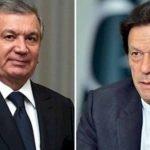 وزیرِ اعظم پاکستان عمران خان دو روزہ دورے پر ازبکستان پہنچ گئے