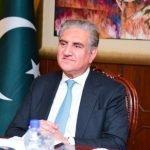 پاکستانی وزیر خارجہ مخدوم شاہ محمود قریشی دو روزہ دورے پر بحرین پہنچ گئے