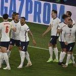یورو فٹ بال :انگلینڈ ڈنمارک کو شکست دے کر فائنل میں پہنچ گیا