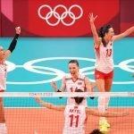 ٹوکیو اولمپکس:ترک  ویمن والی بال ٹیم  پہلی بار کوارٹرز میں پہچنے میں کامیاب