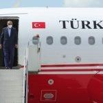 ترک  صدر رجب طیب ایردوان نے سیلاب سے متاثرہ علاقوں کا دورہ کیا