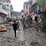 ترکی:بحیرہ اسود میں آنے والے سیلاب کے نتیجے میں مزید 27 افراد جاں بحق ہو گئے
