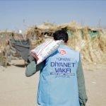ترک خیراتی اداروں کی یمن میں 50،000 خاندانوں کی مدد