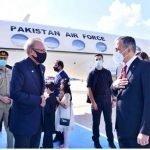 پاکستانی صدر مملکت ڈاکٹر عارف علوی تین روزہ دورے پر استنبول پہنچ گئے