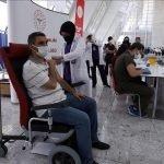 ترکی میں اب تک 10 کروڑ 10 لاکھ کورونا ویکسین لگا دی گئی