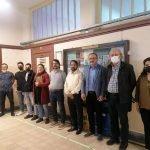 استنبول یونیورسٹی میں پاکستانی مصنف سعود عثمانی  کے اعزاز میں تقریب