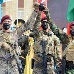 ترکی ، آزربائیجان ، پاکستان  مشترقہ فوجی مشقیں کامیابی سے جاری